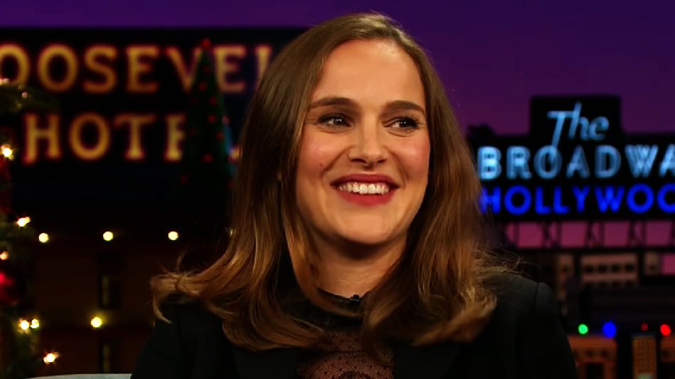 A clip of Natalie Portman as a singing World Patrol Kid has circulated, and it's pretty hysterical