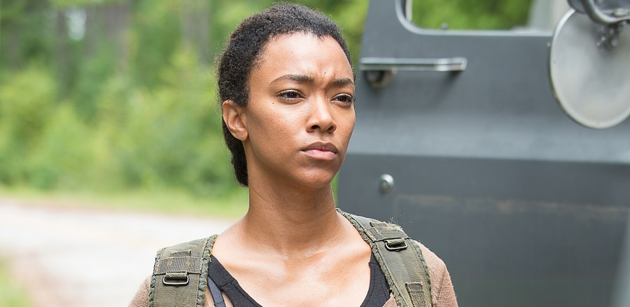 """The Walking Dead's"" Sonequa Martin-Green will star as the lead in ""Star Trek: Discovery"" and we can't wait"
