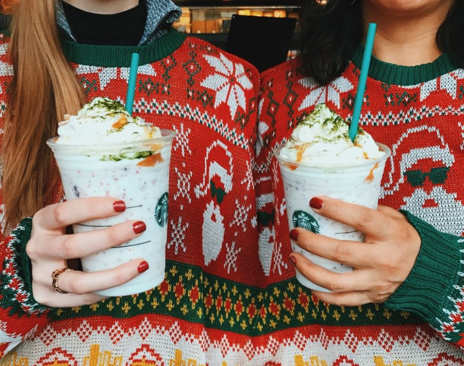 Starbucks' new holiday Frappuccino is only available this weekend