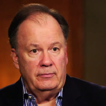 "Mr. Belding from ""Saved by the Bell"" was back on TV, and he's looking better than ever"