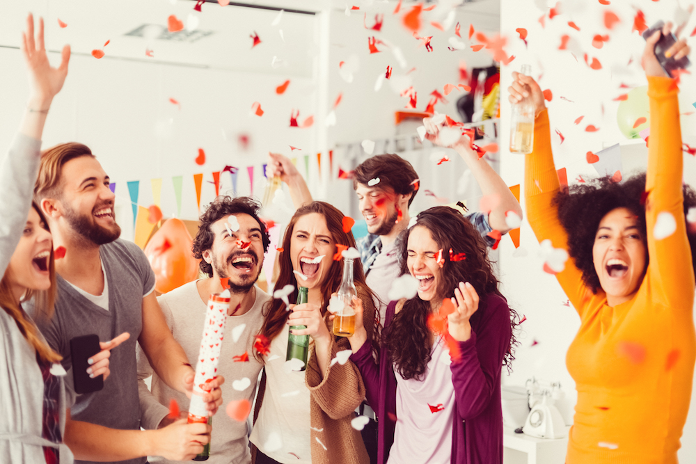 5 survival tips for any holiday party, whether you love your coworkers or not
