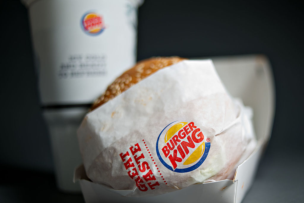 Burger King is offering free Whoppers in exchange for gifts you don't want, and we couldn't love this more