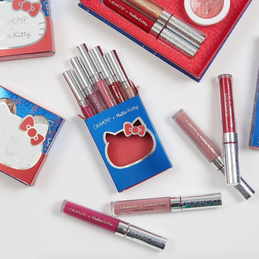 GASP: There's going to be more goodies added to the ColourPop and Hello Kitty collection