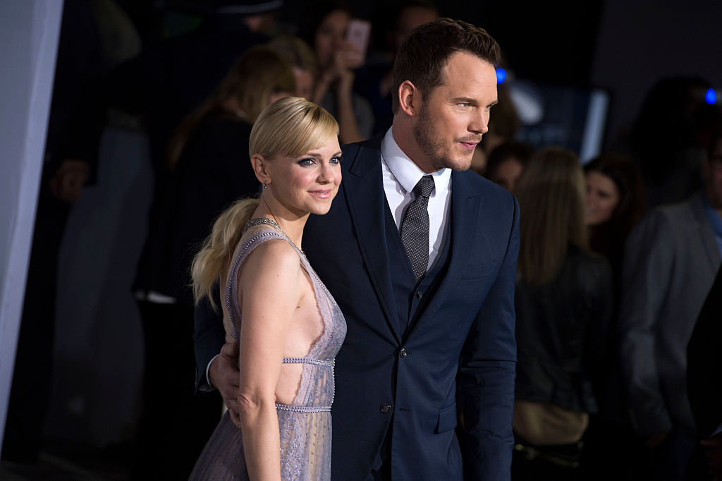 Anna Faris swooning over hubby Chris Pratt on the red carpet gives us all the feels