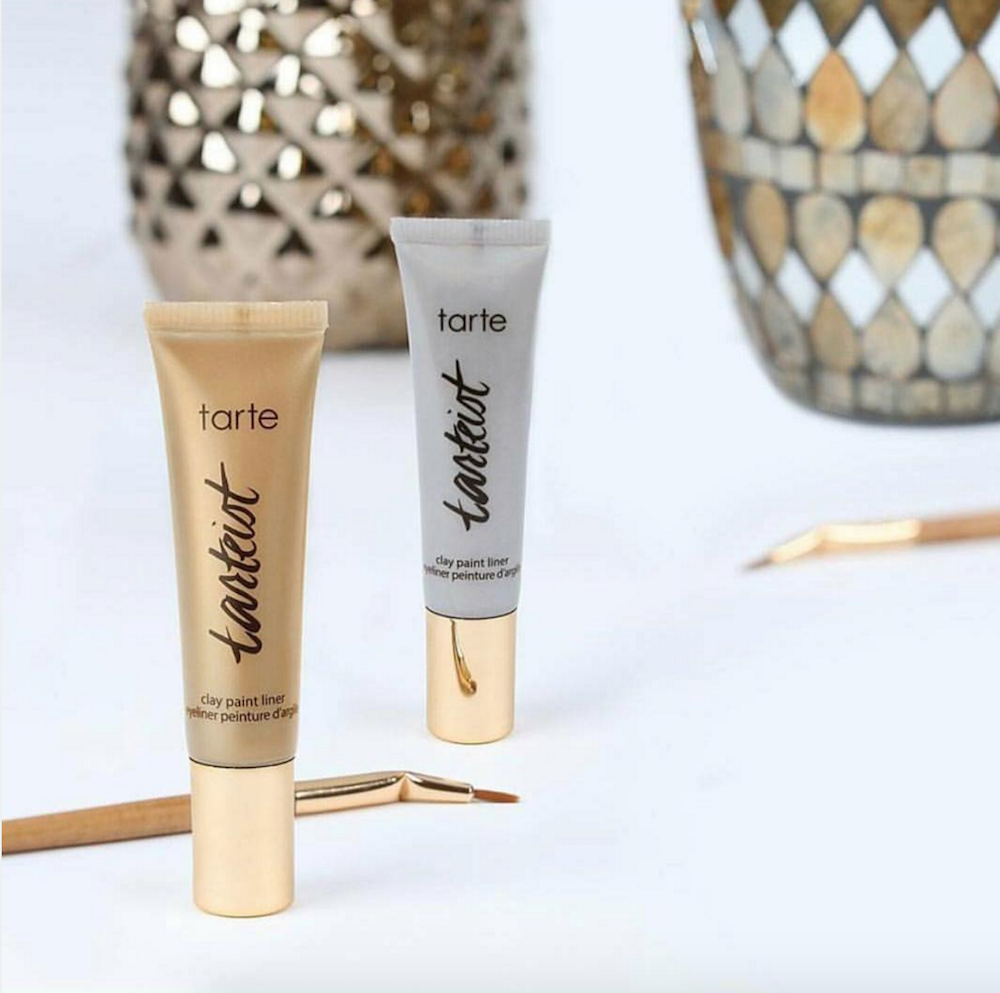 Tarte is coming out with stunning new shades for their clay paint liners