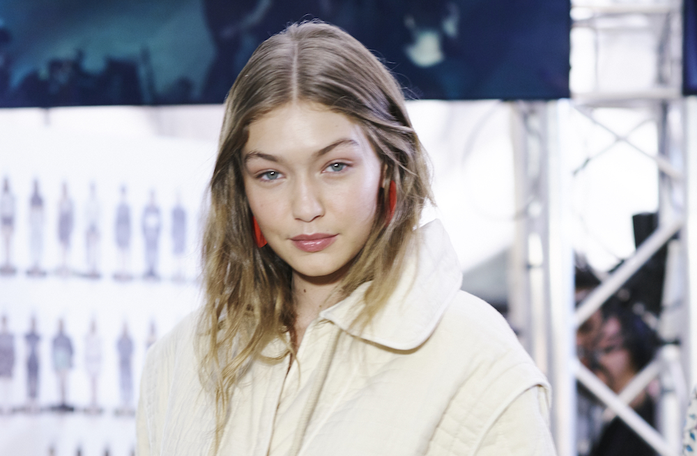 11 amazing times Gigi Hadid's coat game was totally on point this season