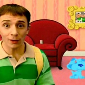 "The reason why Steve Burns left ""Blue's Clues"" will hit you right in the feels"