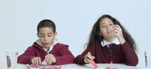 These kids got to taste 100 years of candy, and we can't believe we weren't invited