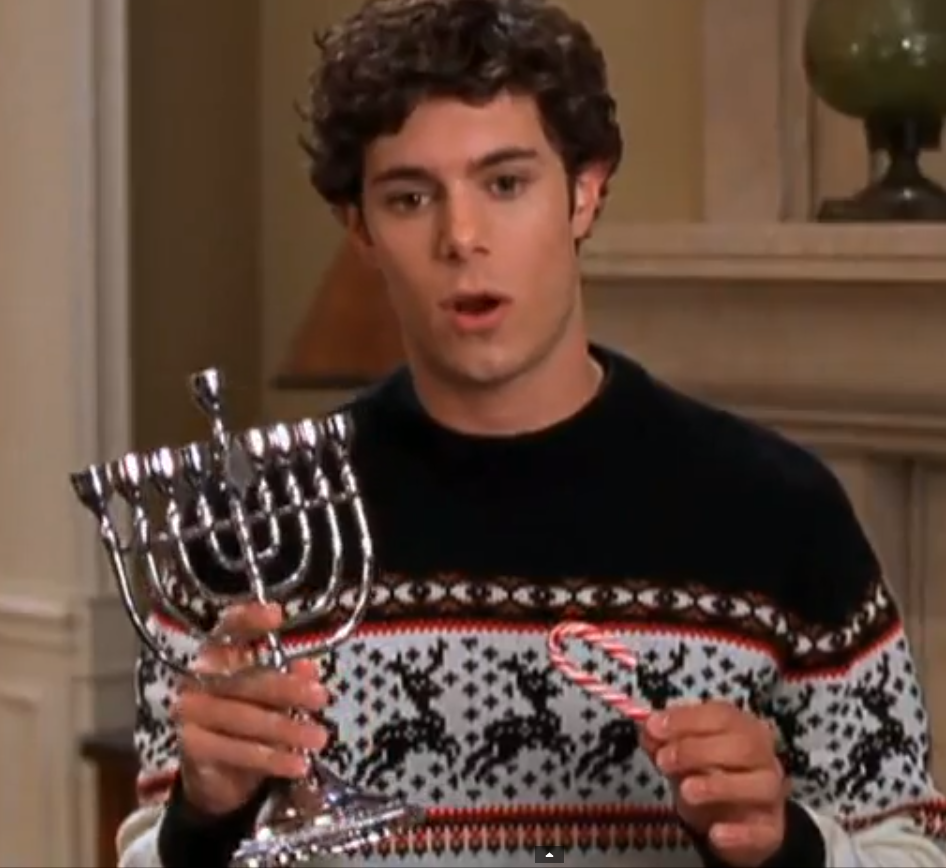 Why Seth Cohen is my kindred holiday spirit