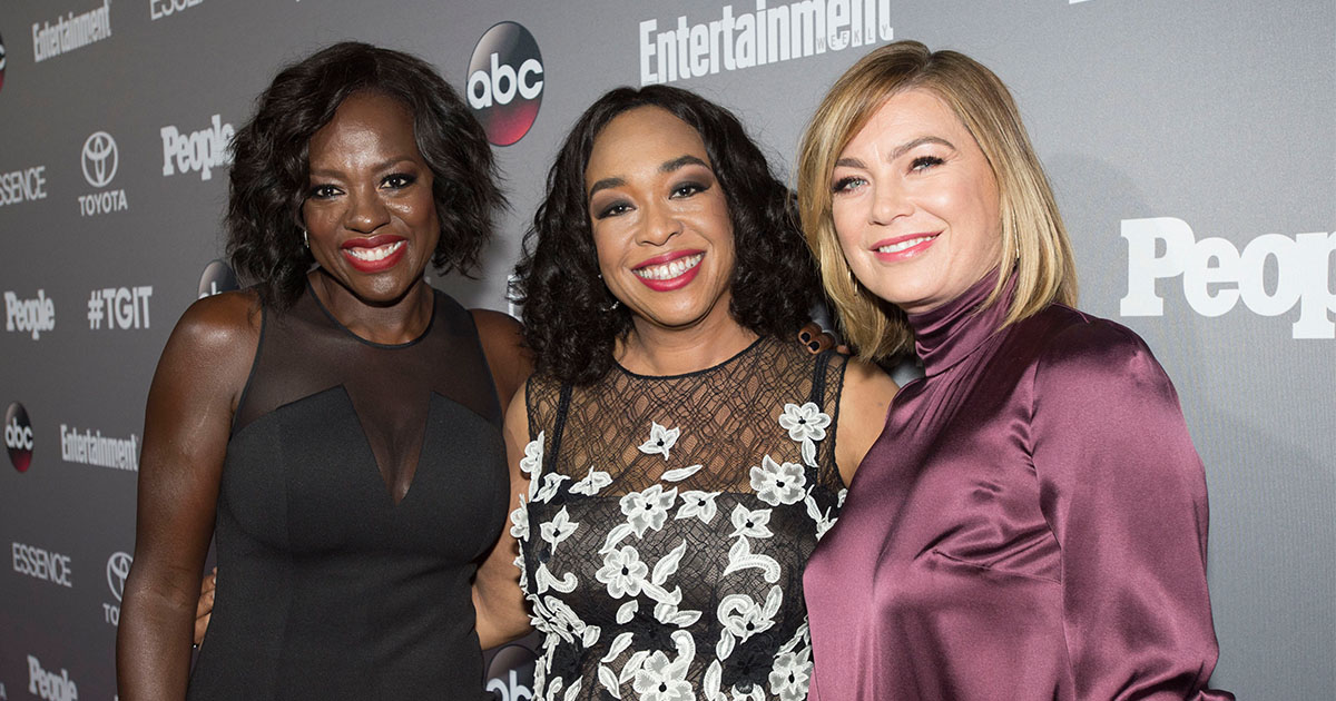 "Shonda Rhimes is holding a masterclass so now you can write your own ""Grey's Anatomy"""