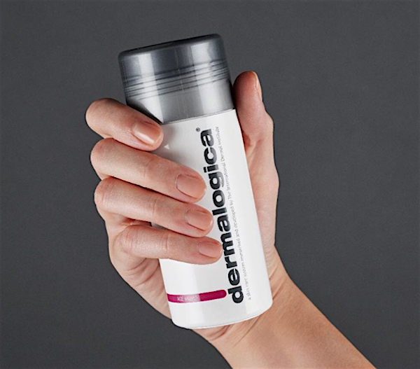 Dermalogica is coming out with a powder exfoliant that helps your skin fight all the nasty pollution of the world