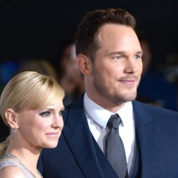 """Chris Pratt """"upgraded"""" Anna Faris's engagement ring, and he's officially the sweetest man alive"""