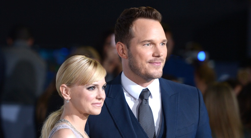 "Chris Pratt ""upgraded"" Anna Faris's engagement ring, and he's officially the sweetest man alive"