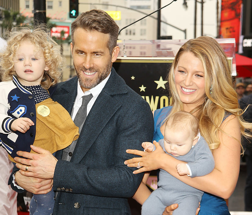 Blake Lively finally posted a pic of her daughter James on Instagram!