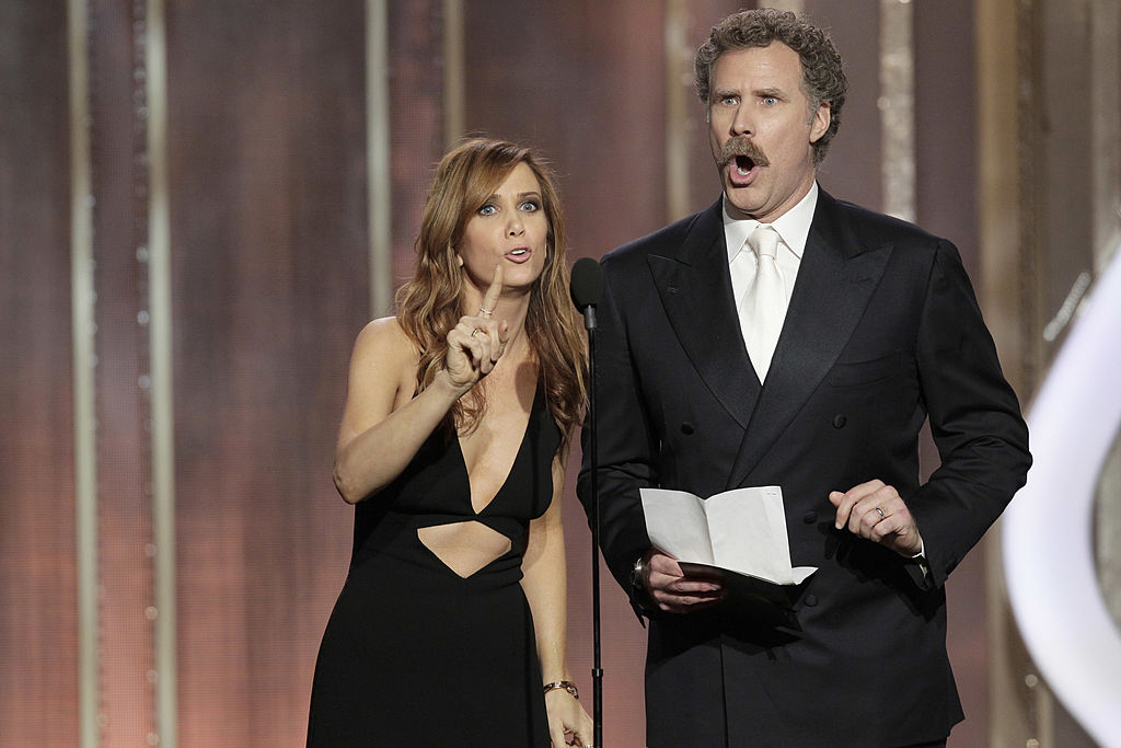 Will Ferrell and Kristen Wiig will star in a musical about musicals