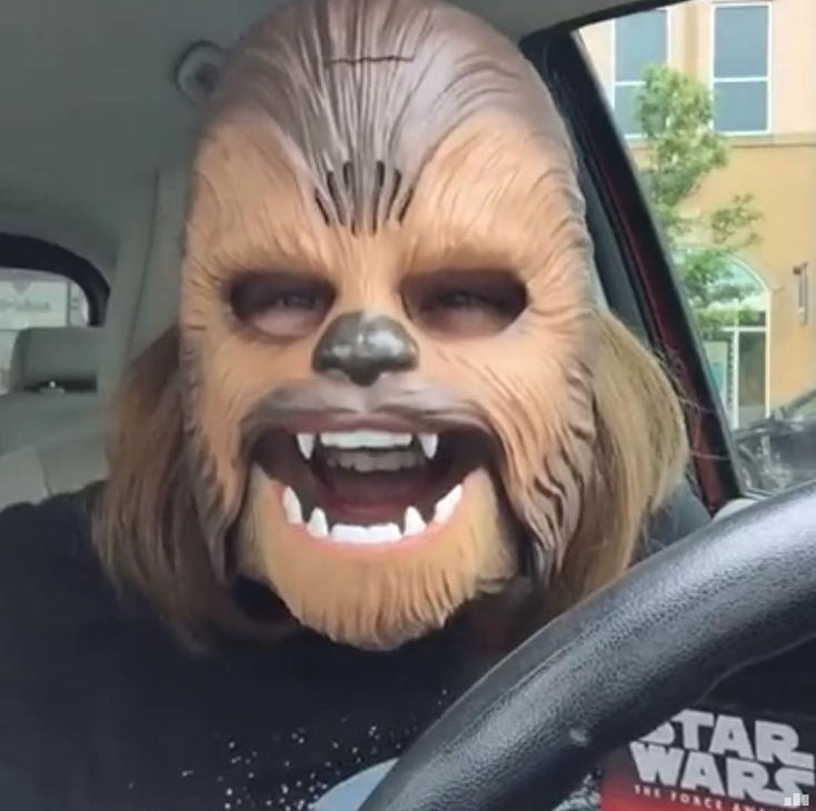 It's happening: Chewbacca Mom is getting TWO shows thanks to TLC