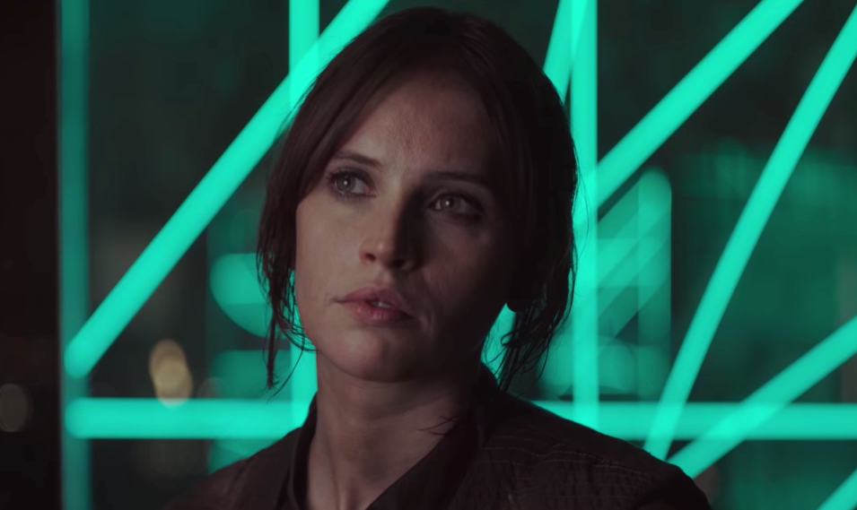 """Here are 10 scenes from the """"Rogue One"""" trailers that didn't make it into the finished film"""