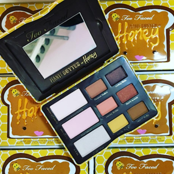 Too Faced Cosmetics won't let us rest — they just revealed what's inside the upcoming Peanut Butter and Honey palette