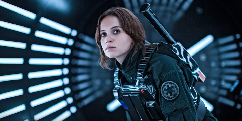 "Felicity Jones was the highest-paid actor in ""Rogue One"" and here's why that's awesome"