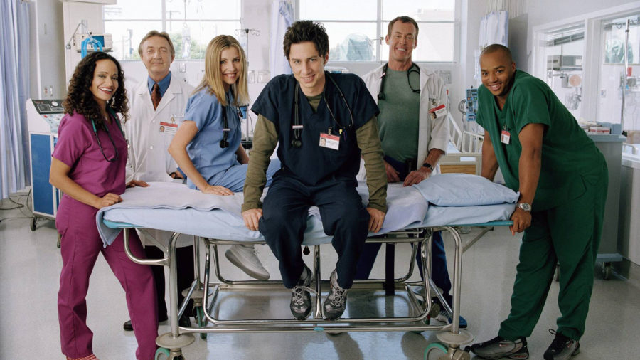 "Zach Braff got asked about bringing back ""Scrubs"" and his answer is giving us LIFE"