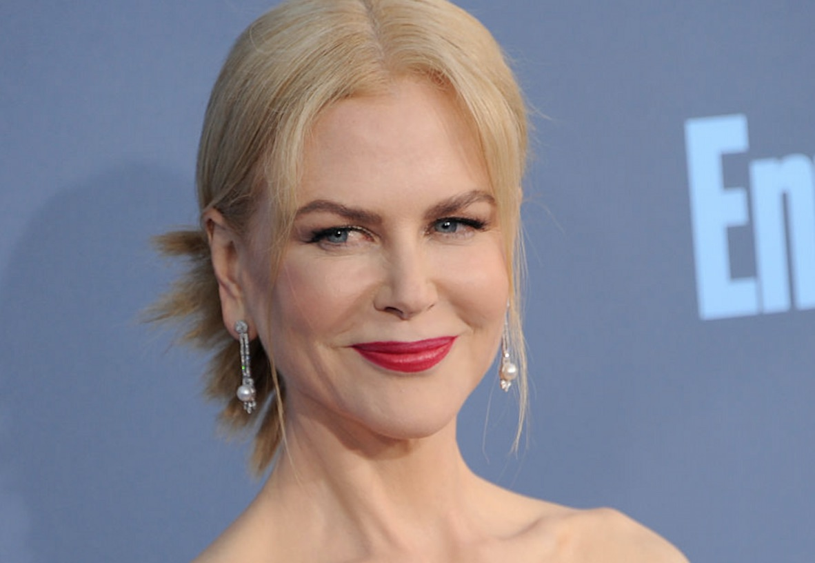 OMG Nicole Kidman's 1980s modeling photos are absolutely picture perfect