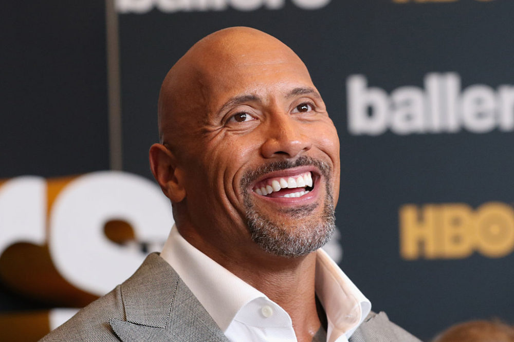 "Dwayne Johnson singing ""Happy Birthday"" to his daughter is the sweetest thing you'll see today"