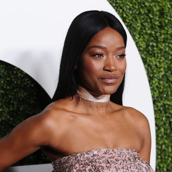 After seeing Keke Palmer's new hot pink buzz cut, we're booking a hair appointment ASAP