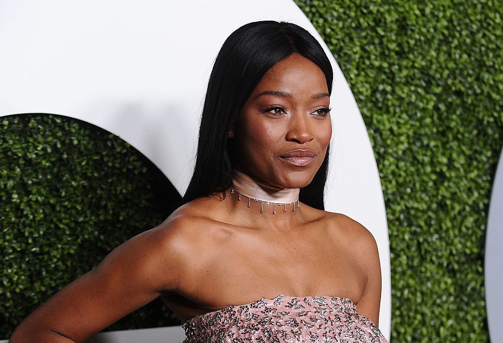 Keke Palmer shows her love for Salt-N-Pepa with a rad tee — here's how you can copy her style