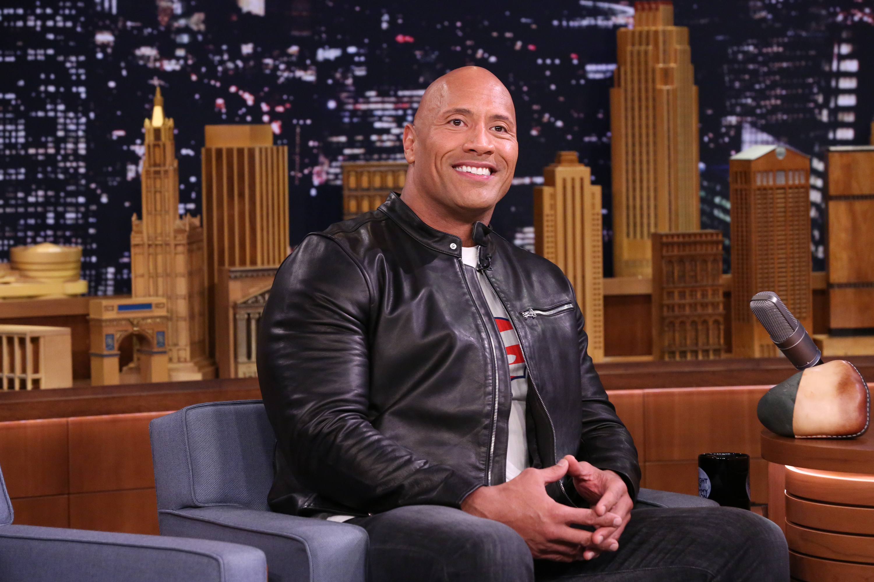 Please watch The Rock sing 'Happy Birthday' to his daughter and have your heart melt