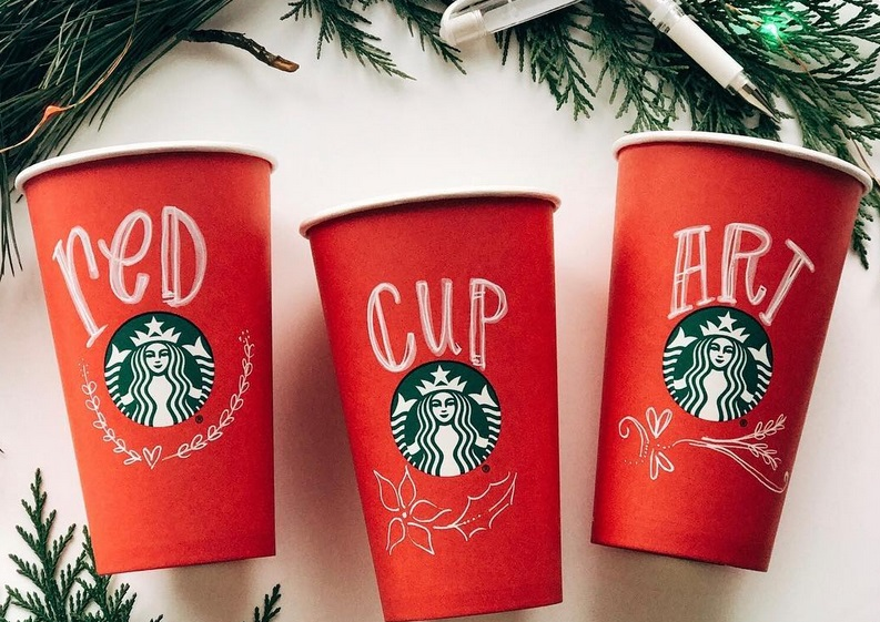 Starbucks is changing its holiday cups yet again, so start planning your 'gram now