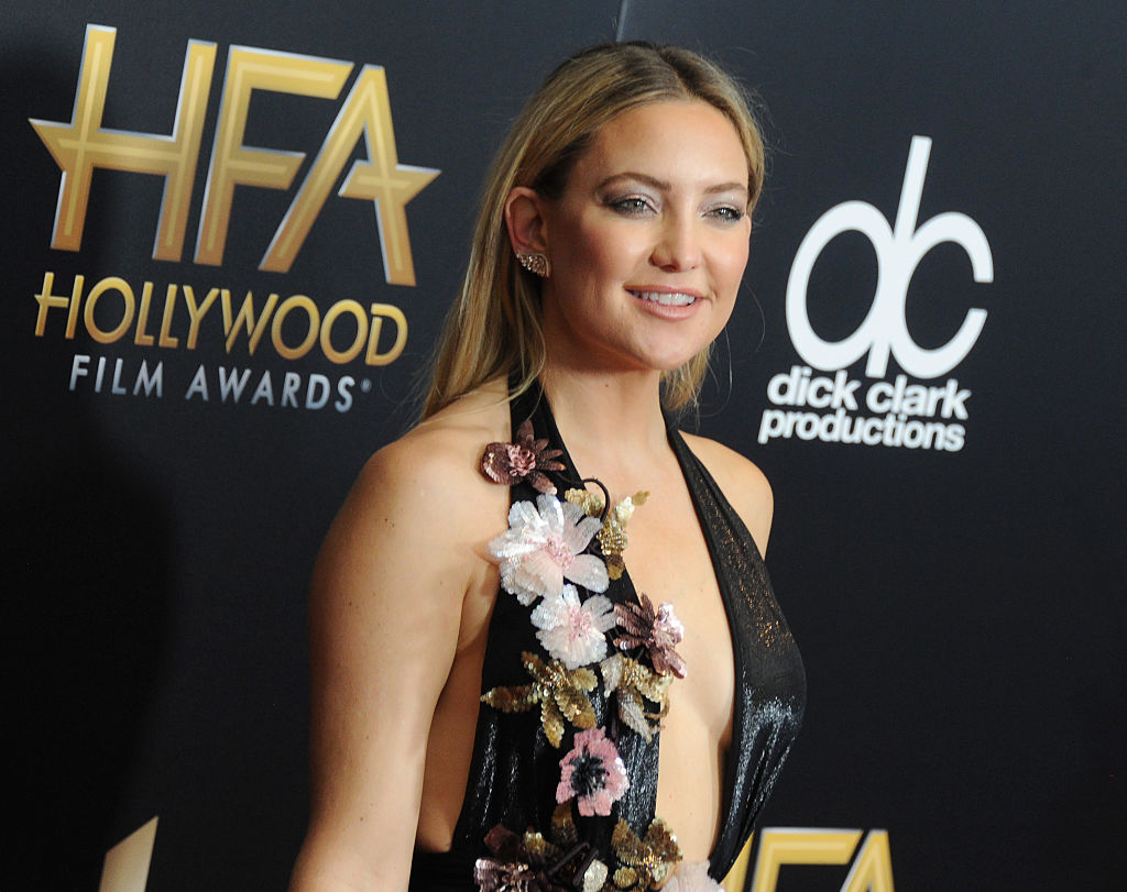 "Kate Hudson's dog ""nephew"" raiding the fridge is all of us over the holidays"