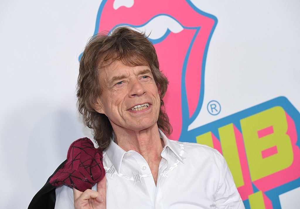 Mick Jagger's new son is SO adorable and we can't handle it