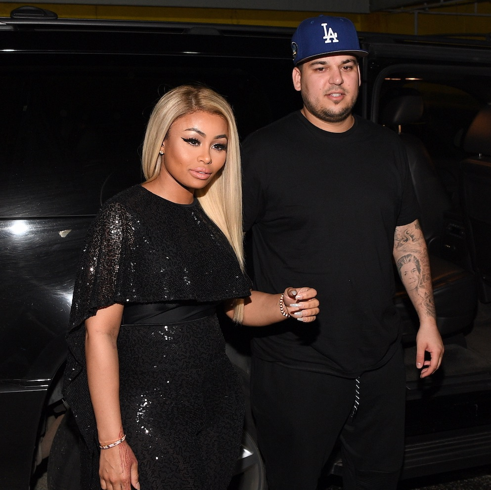 Blac Chyna's Instagram was hacked, and whoever did it *seriously* wanted to create drama