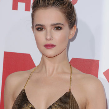 Zoey Deutch's shimmering gold gown is the perfect New Year's Eve dress, so check out these lookalikes