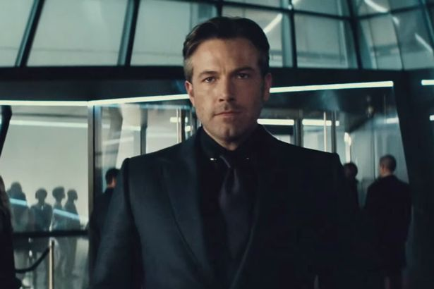 This is what Ben Affleck had to say about his upcoming solo Batman film