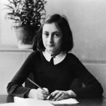 A new study just changed EVERYTHING you thought you knew about Anne Frank