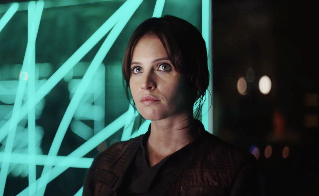 """Here's how """"Rogue One"""" got THAT cameo into the movie"""