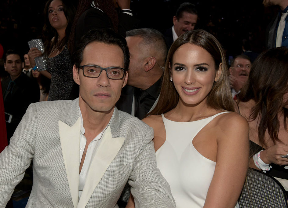 In sad news, Marc Anthony and Shannon de Lima are officially calling it quits