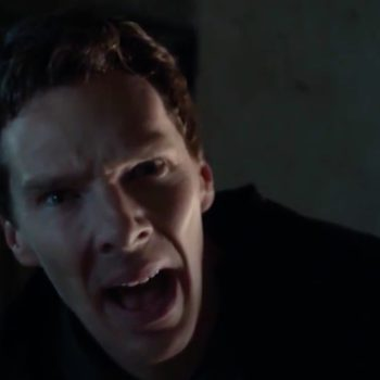 """Benedict Cumberbatch plays a Shakespearian villain in this """"Hollow Crown"""" teaser, and we're officially into Shakespearian villains now"""