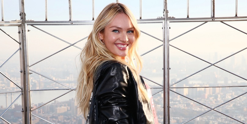 Victoria's Secret model Candice Swanepoel called out her breastfeeding critics in this incredible Insta post, and, YAS