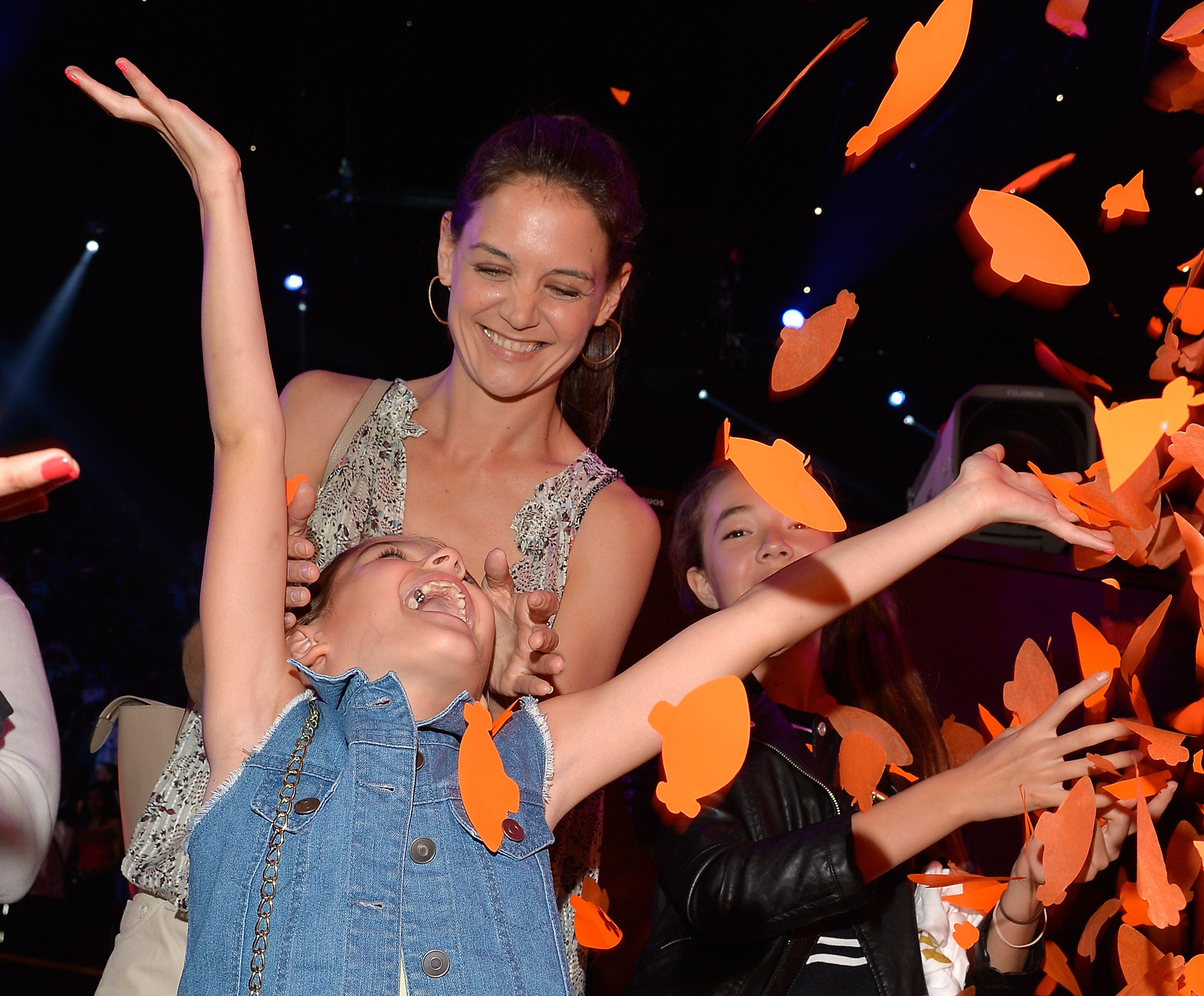 You won't even recognize Suri Cruise in Katie Holmes' newest Instagram pic