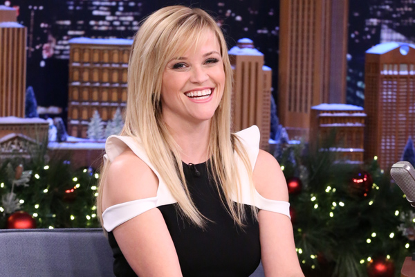 Reese Witherspoon shares her kids' letters to Santa and it's giving us all sorts of nostalgic-y feels