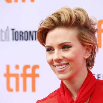This is the one movie Scarlett Johansson was in that she'll let her daughter see