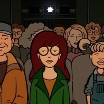 "MTV just uploaded a few full episodes of ""Daria"" to their YouTube page, and yes, we're watching right now"