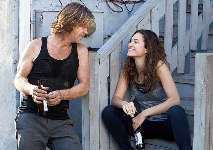 "YES: Showtime just renewed ""Shameless"" and we're doing our happy dance"