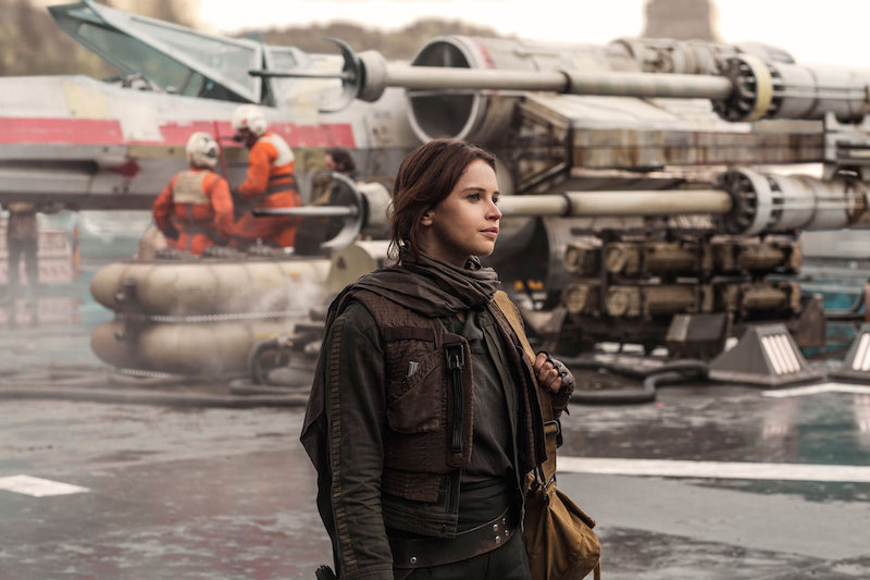 """Rogue One"" made SO much money this weekend, because of course it did"
