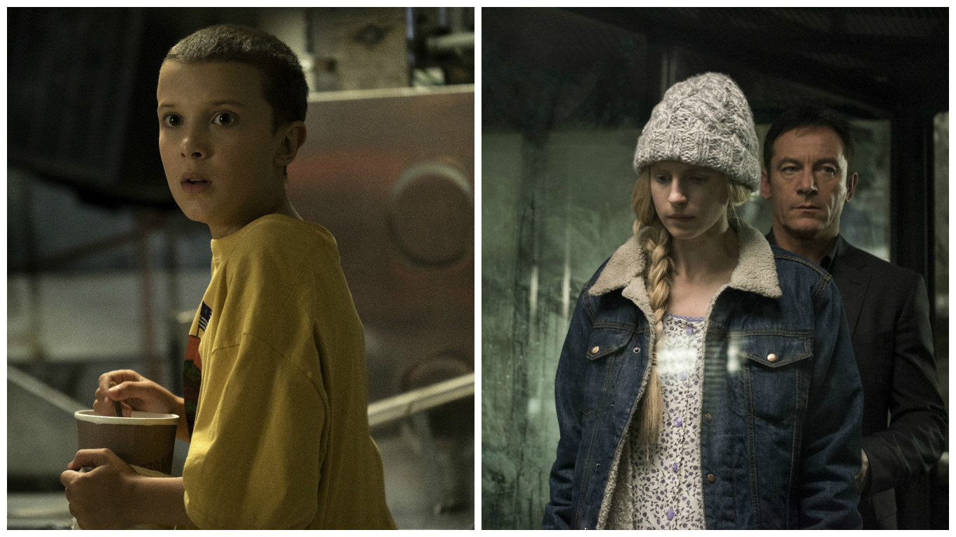 "Of course there's a great ""Stranger Things"" Easter egg in Netflix's latest, ""The OA"""