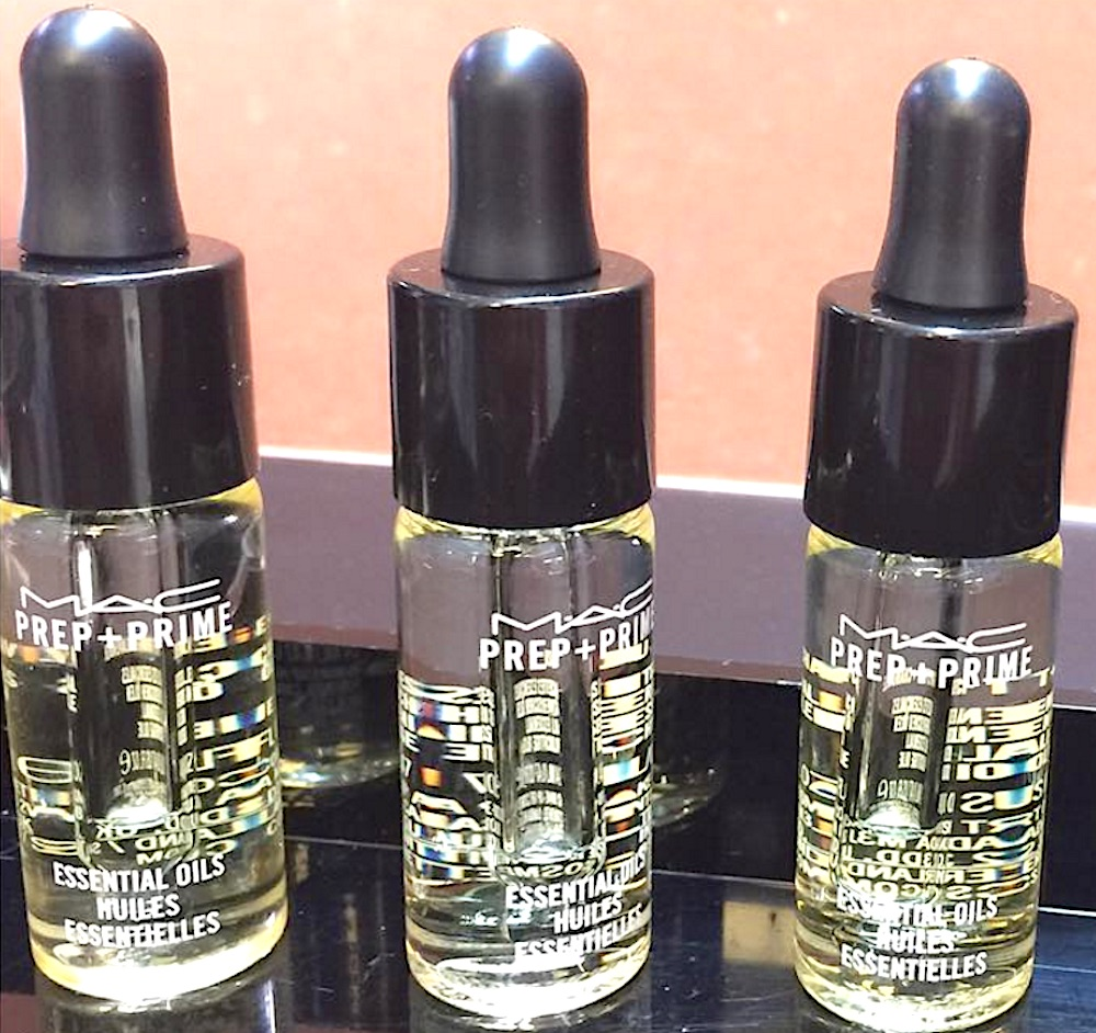 Our skin is so thirsty for MAC's upcoming Prep and Prime Essential Oils collection