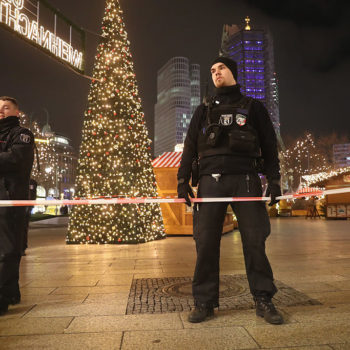 Our hearts are with Berlin following the Christmas market tragedy