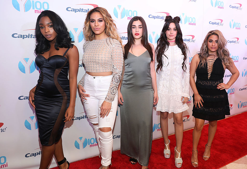 Camila Cabello clears the air on why she left Fifth Harmony and it sounds like there was some mixed info out there